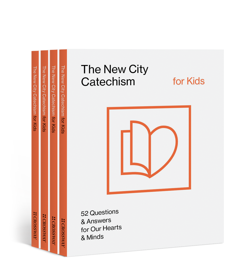 The New City Catechism Curriculum for Kids