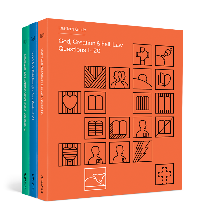 The New City Catechism Curriculum Set